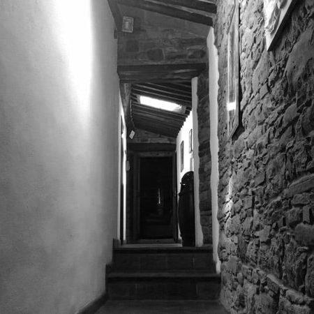 Gli interni dell'appartamento il Moro alla Tenuta Mazzini|Tenuta Mazzini Agriturismo-San Godenzo